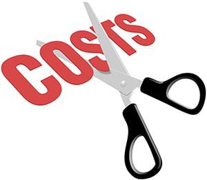 cost cutting sissors