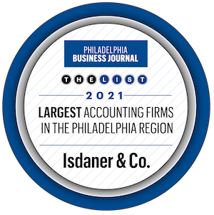 Philadelphia Business Journal Accounting Firms 2021